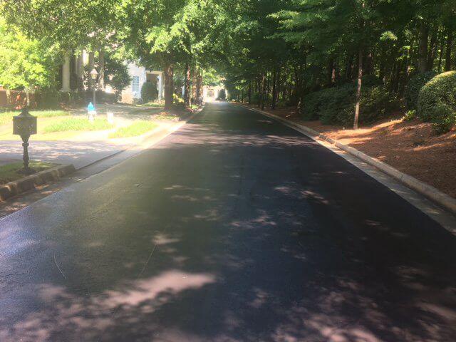 seal coating for asphalt