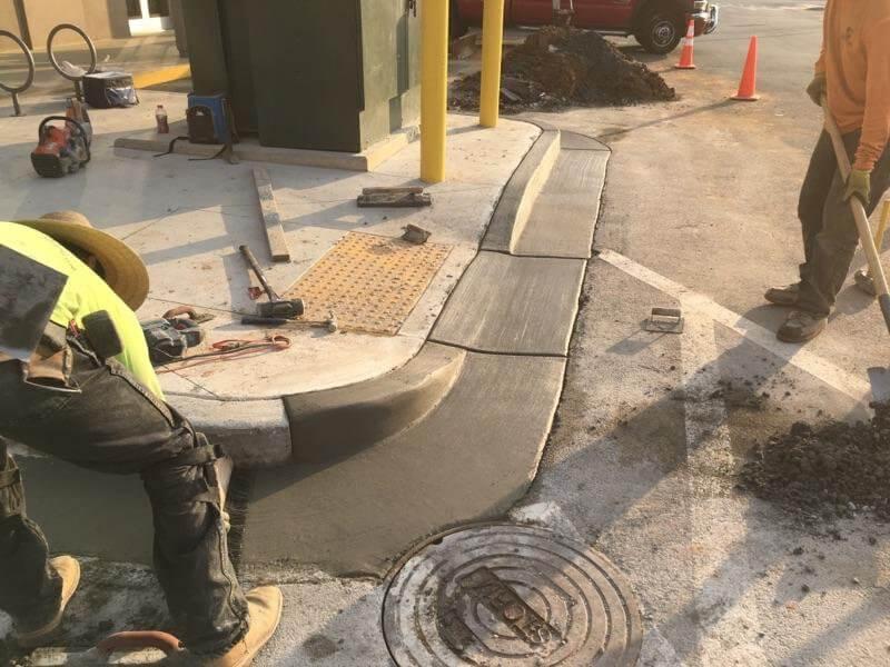 concrete driveway sealing companies