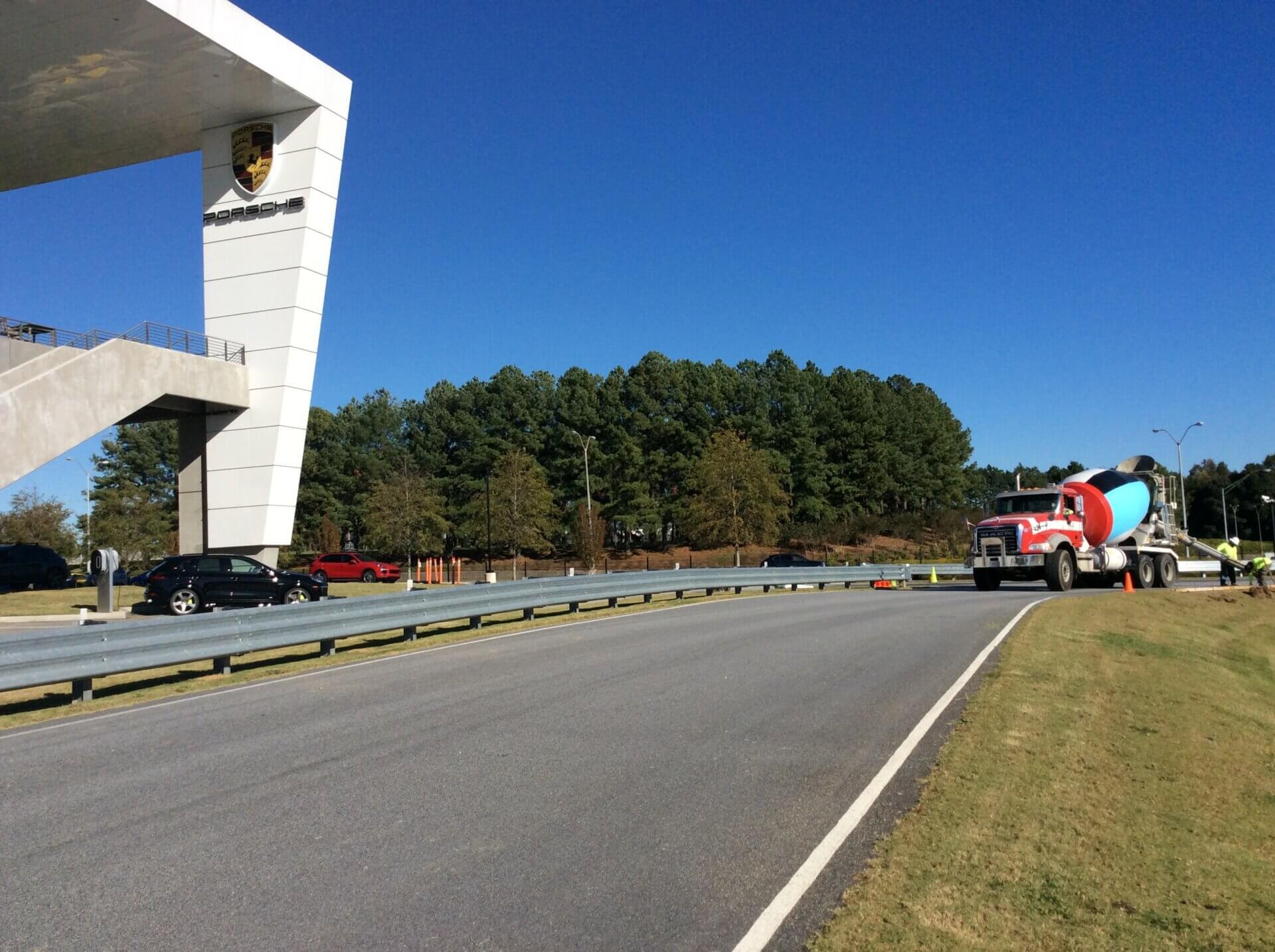 Porsche Experience Center, Atlanta