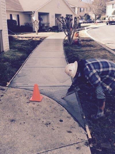 concrete crack repair atlanta