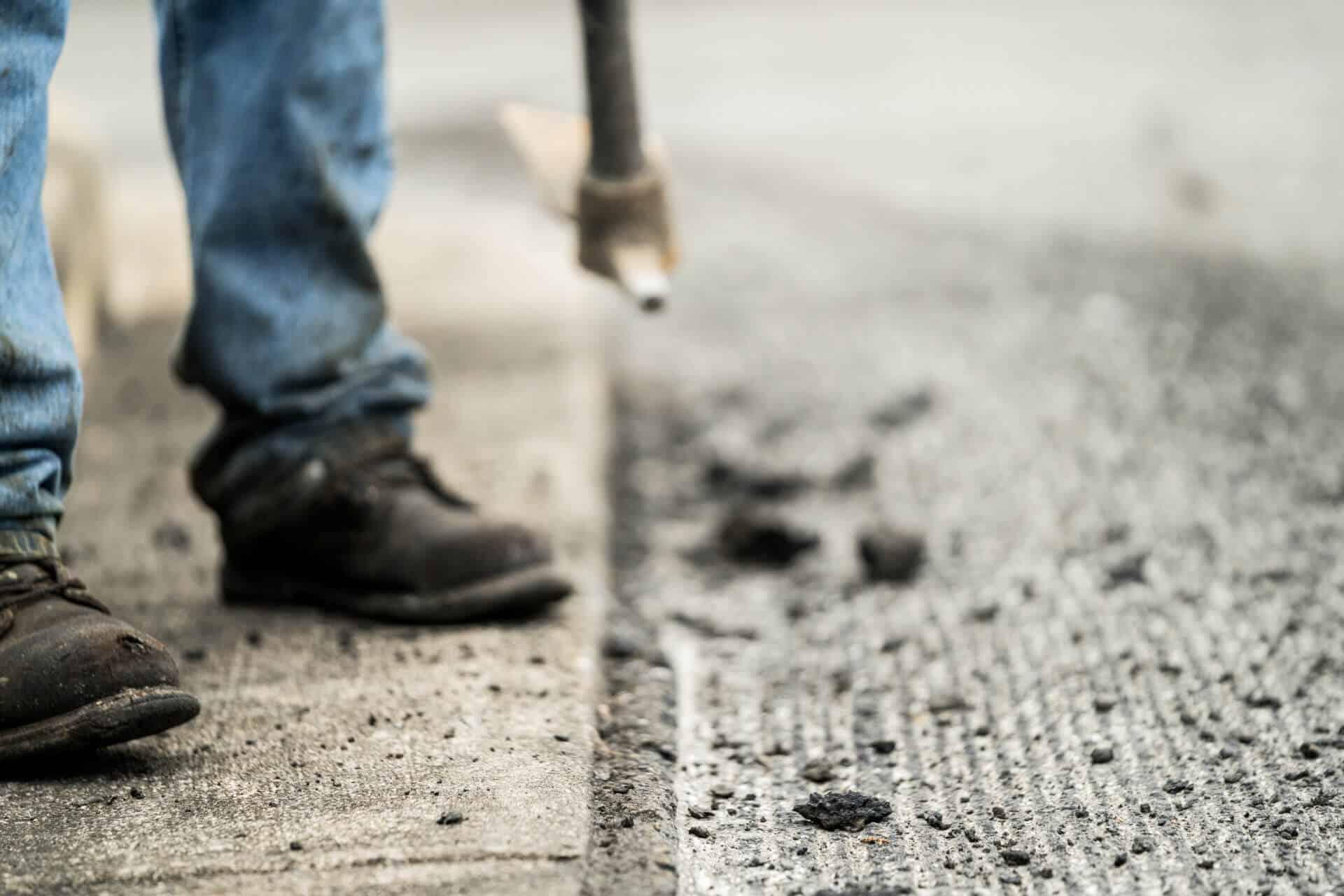 milling paving