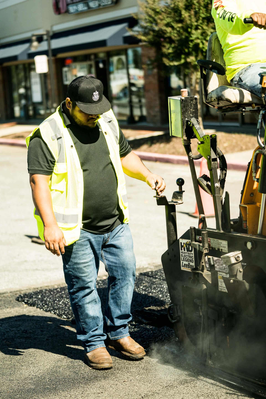 asphalt paving service
