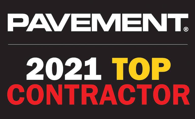 Pavement 2021 Top Contractors